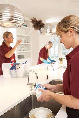 empleadas de hogar asistentas