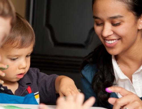 La estimulación en niños con autismo.