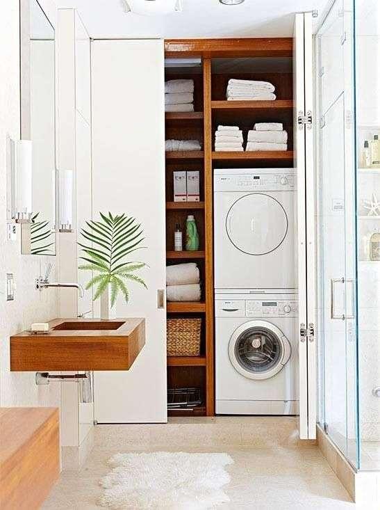 baño.lavadora-secadora.armario