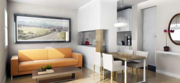 salon-cocina-espacios-pequenos
