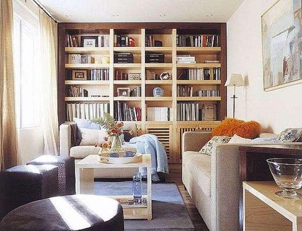 salon-espacios-pequenos-estanteria
