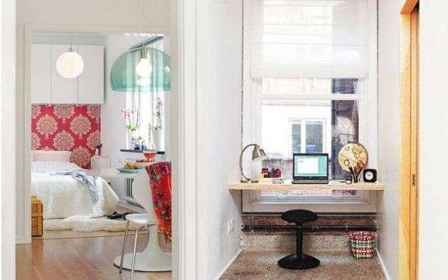 Decorar sin agobiar espacios peque os agencia de for Decoracion del hogar espacios pequenos