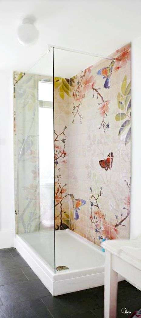 ducha-mariposas
