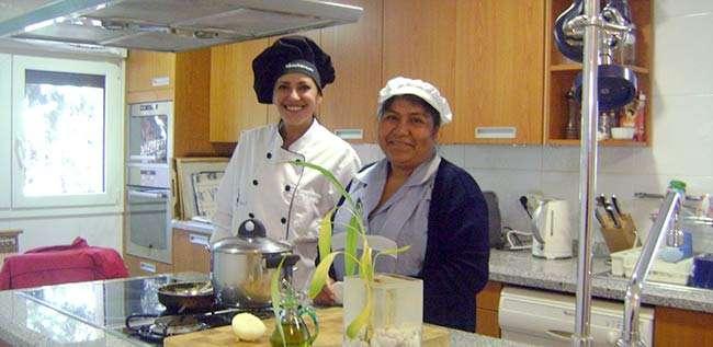 Curso de cocina espa ola a domicilio agencia de servicio for Cocina espanola