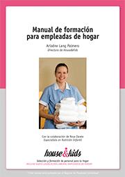 Manual Básico de ayuda en el hogar para empleadas de hogar