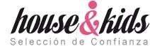 Agencia de Servicio Doméstico. House & Kids Sticky Logo