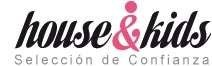 Agencia de Servicio Doméstico. House & Kids Logo