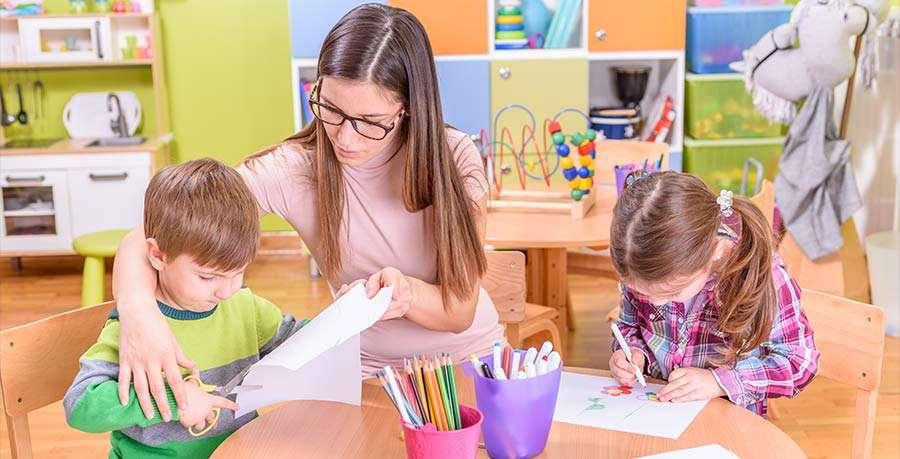 Selección de niñeras educadoras