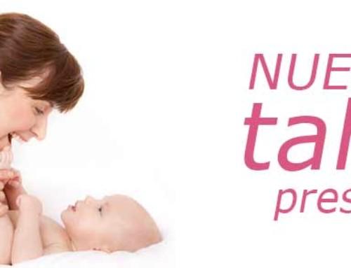 Taller presencial para Cuidadoras de recién nacidos