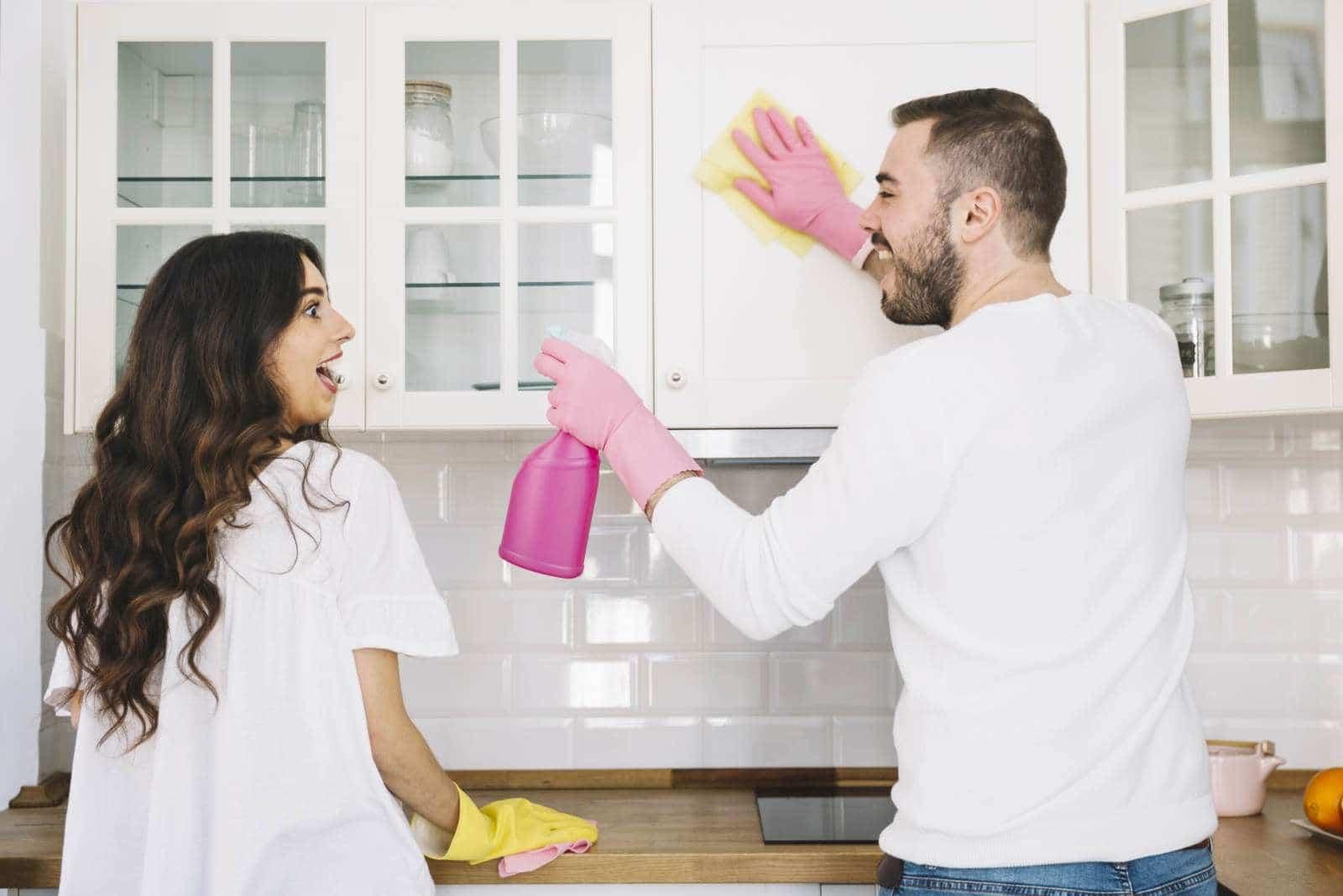 Consejos para organizar la limpieza de casa y tenerla siempre perfecta.