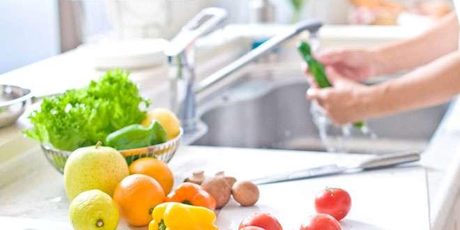 Consejos para prevenir intoxicaciones alimentarias.