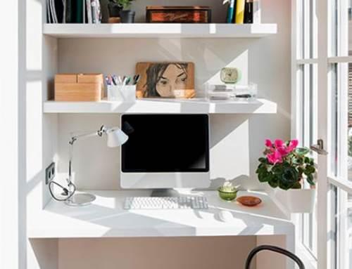 Consejos para crear tu oficina en casa.